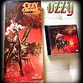 Ultimate sin OZZY longbox  Tape / Vinyl / CD / Recording etc