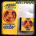 Anthrax longbox Tape / Vinyl / CD / Recording etc