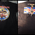 IRON MAIDEN the clairvoyant 1988  TShirt or Longsleeve