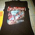 Destruction - TShirt or Longsleeve - Vintage DESTRUCTION muscle shirt