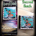 SACRED REICH surf nicaragua Longbox Tape / Vinyl / CD / Recording etc