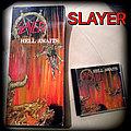 SLAYER Hell Awaits Longbox Tape / Vinyl / CD / Recording etc