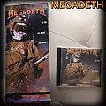 MEGADETH so far so good so what? Longbox Tape / Vinyl / CD / Recording etc