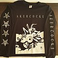 Akercocke Goat & Nun long sleeve RARE!!
