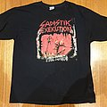 Sadistik Exekution shirt
