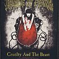 Cradle Of Filth Backpatch