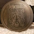 Behemoth - Other Collectable - Behemoth Buckle and Belt
