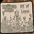 Torture Rack - Patch - Torture Rack pit of limbs woven patch