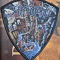 Suffocation - Patch - Suffocation woven patch Souls to Deny