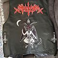 Sarcofago - Other Collectable - Sarcofago Leather Vest
