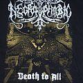Necrophobic - Death to All shirt