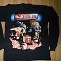 "Iron Maiden ""the angel & the gambler"" longsleeve TShirt or Longsleeve"