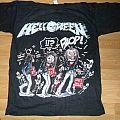 Helloween Vintage Rare T-Shirt