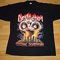 Destruction Eternal Devastation Shirt