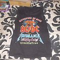 T-shirt Monster of Rock Donington 1991