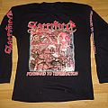 "Longsleeve Sacrifice ""forward to termination"""