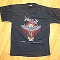 "Judas Priest - TShirt or Longsleeve - Judas Priest ""angel of retribution world tour 2005"""