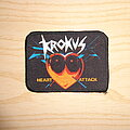 "Krokus - Patch - Krokus ""heart attack"""