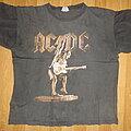 "AC/DC - TShirt or Longsleeve - AC/DC ""stiff upper lip european tour"""