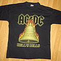 "AC/DC - TShirt or Longsleeve - AC/DC ""world tour 2000-2001"""