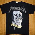 "Metallica - TShirt or Longsleeve - Metallica ""european summer vacation"""