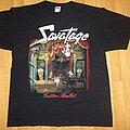 """Savatage - TShirt or Longsleeve - Savatage """"gutter ballet"""""""