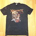 "Megadeth - TShirt or Longsleeve - Megadeth ""peace sells..."""