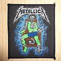 "Metallica - Patch - Metallica ""electric chair"""