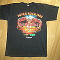 Iron Maiden - TShirt or Longsleeve - Festival Super Rock 1992