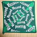 "Pantera - Patch - Pantera ""cannabis spiral"""