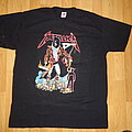 "Metallica - TShirt or Longsleeve - Metallica ""the unforgiven"""