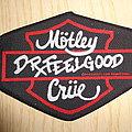 "Mötley Crüe - Patch - Mötley Crüe ""dr. feelgood"""