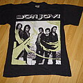 "Bon Jovi - TShirt or Longsleeve - Bon Jovi ""european tour 1996"""