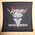 "Venom - Patch - Venom ""black metal"""