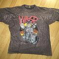 """W.A.S.P - TShirt or Longsleeve - W.A.S.P """"i'm a mean mother tour"""""""