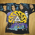 """Soundgarden - TShirt or Longsleeve - Soundgarden """"badmotorfinger"""" Full Print"""