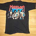 "Manowar - TShirt or Longsleeve - Manowar ""king of metal world tour 1989"""
