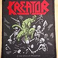 "Kreator - Patch - Kreator ""pleasure to kill"""