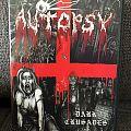 Autopsy - Dark crusades (A5) Tape / Vinyl / CD / Recording etc