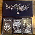 Rotting Christ - Tape series Boxset Tape / Vinyl / CD / Recording etc