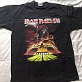 Iron Maiden - 22/11/2003 - Paris Bercy (France) TShirt or Longsleeve