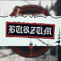 Burzum - Patch - Burzum Patch