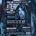 Burzum - Other Collectable - Terrorizer Magazine #194