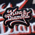 King Diamond - Patch - King Diamond patch