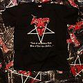 SALE!!! Venom At War With Satan t-shirts