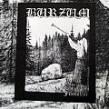 Burzum Filosofem Backpatch