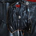 US leather jacket