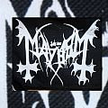 Mayhem - Patch - Mayhem Patch
