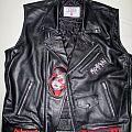 Leather Beast Battle Jacket