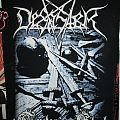 Desaster -Teutonic Steel Backpatch